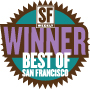 Best of SF logo